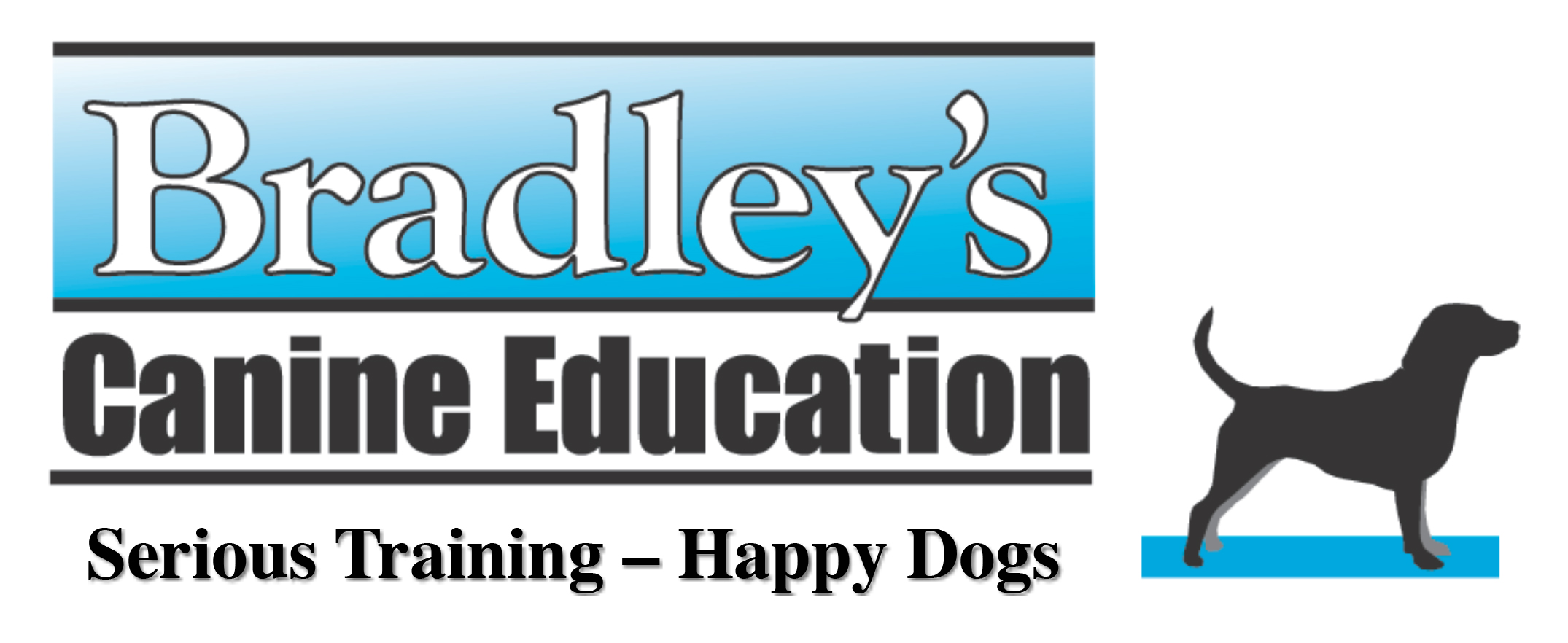 Bradley's Canine Education